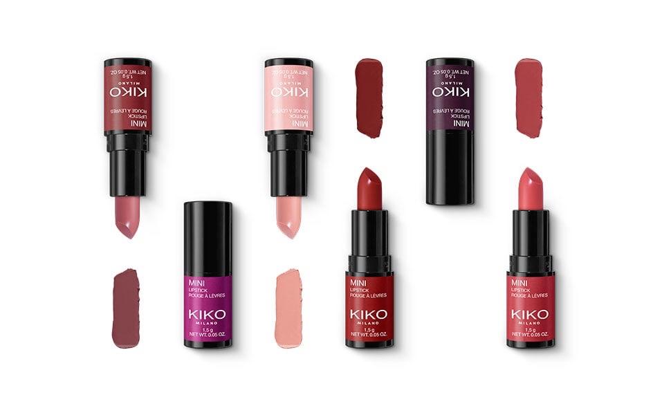 Calendrier Kiko.Lipstick Le J Ai Mini Donne Et Kiko Je Teste Avis Vous Mon