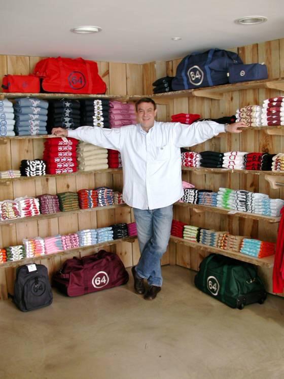Monsieur Denis Wargnier le créateur de la marque