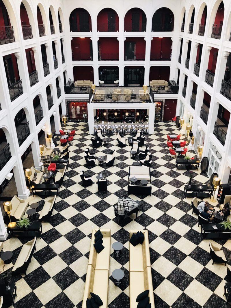 le patio hotel le regina biarritz