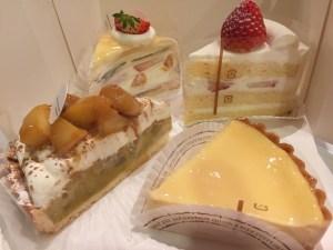 ケーキチョイス