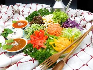缤纷色彩沙拉 Salad