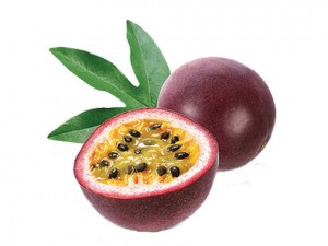 百香果 (Passion Fruit)