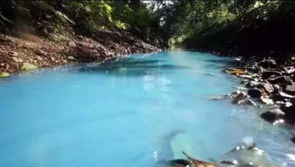 污染的水源