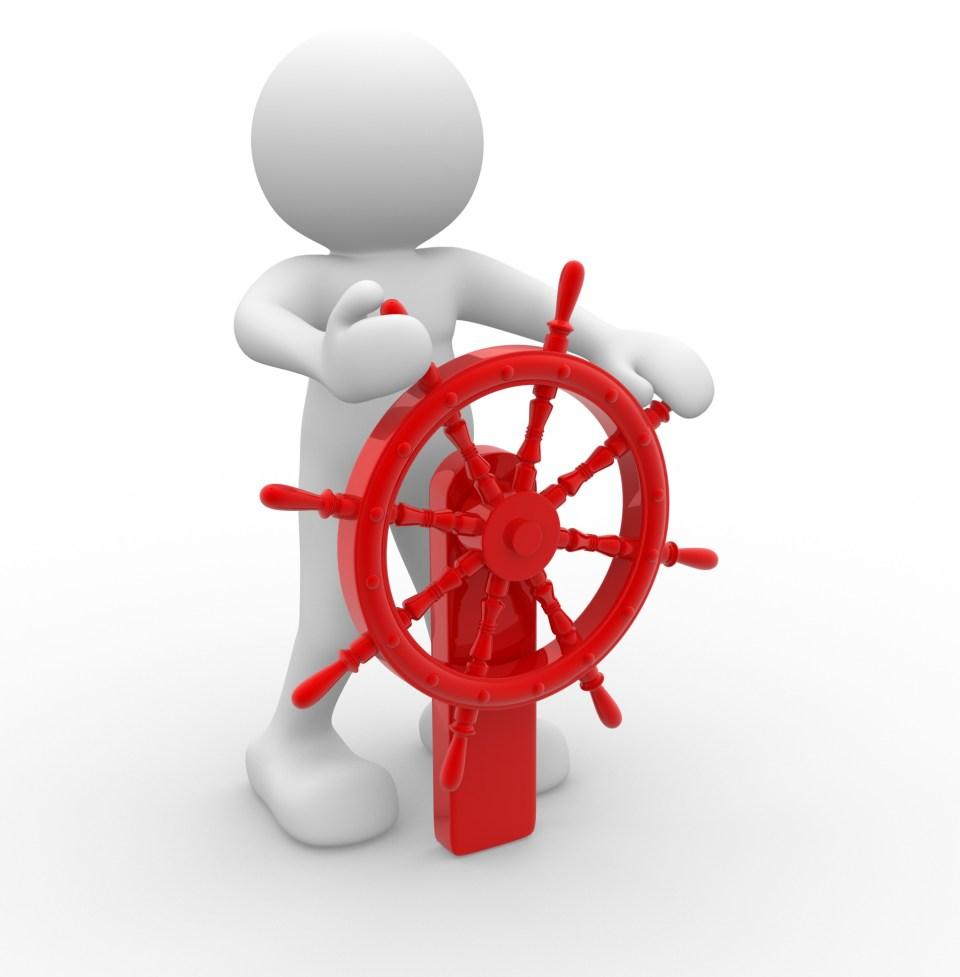 Typ 8 im Persönlichkeitsmodell Enneagramm - Orientierung an Macht