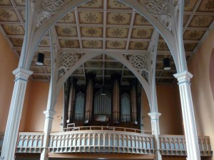 Ennis Cathedral Organ