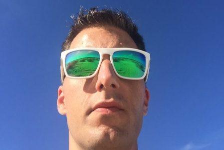 Over een gekleurde bril