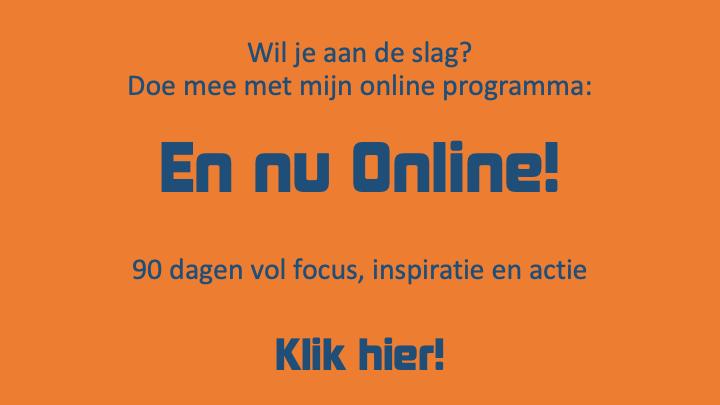 En nu Online!