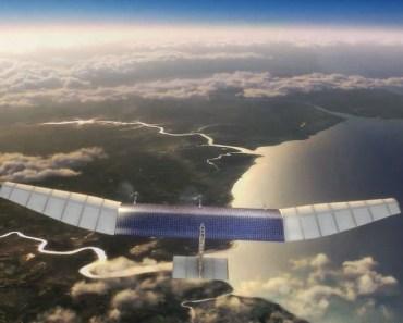 facebook a construit des drones