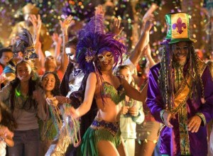 Mardi Gras , la Nouvelle-Orléans