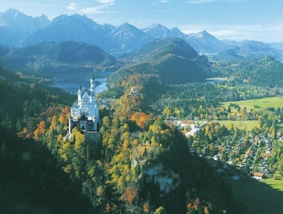 Les pays les plus beaux dans le monde