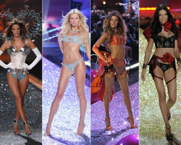 Top 10 ANGES des VICTORIA'S SECRET