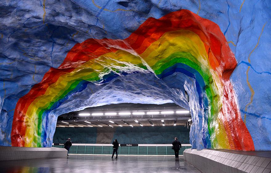 Station, Stockholm, Suède