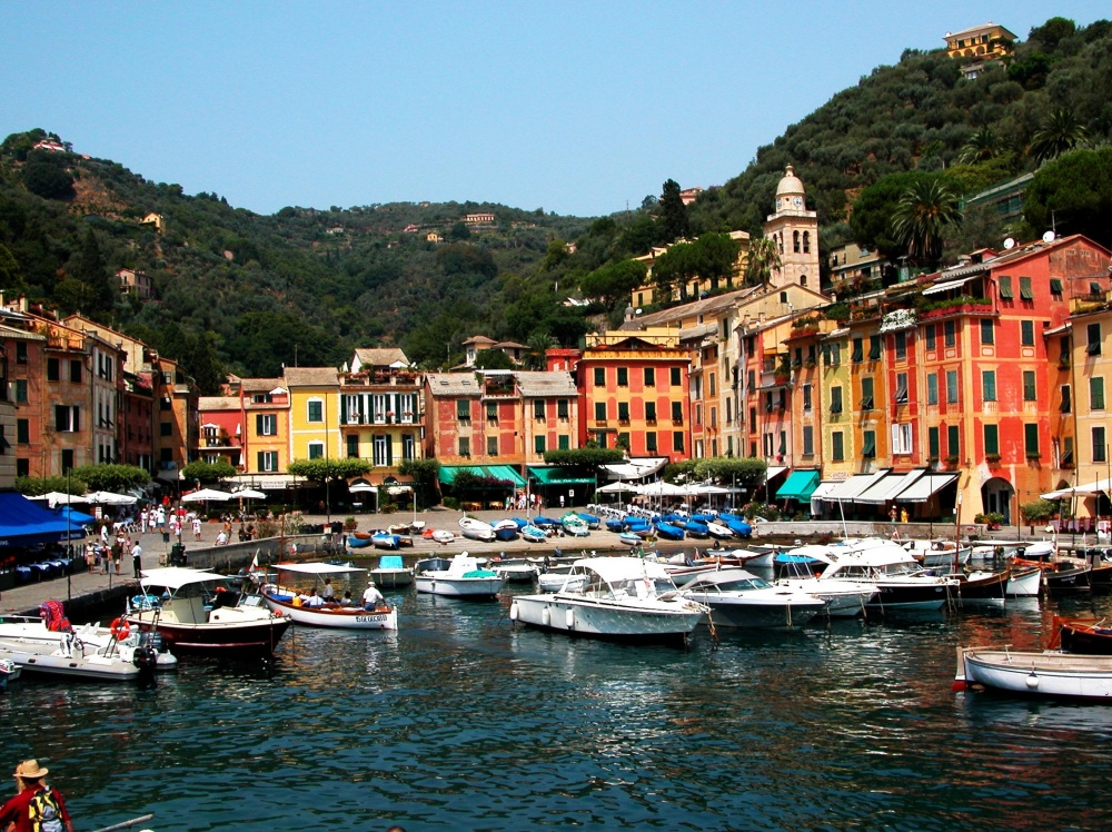endroits -portofino-harbour_view