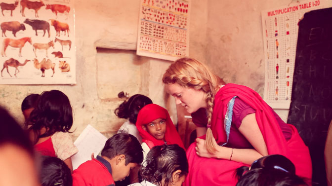 cheap-volunteering-in-india-with-ivhq