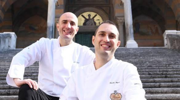 Amalfi: La Storica Pasticceria Pansa insignita con la stella del World Pastry Stars