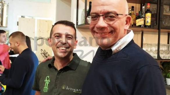 """Piano di Sorrento . Artigiani """"Scotto"""" , una pizzeria innovativa a Piazza Mercato"""