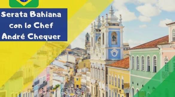 Bahia arriva a Positano, cena con lo chef Andre Cherquer al Ritrovo