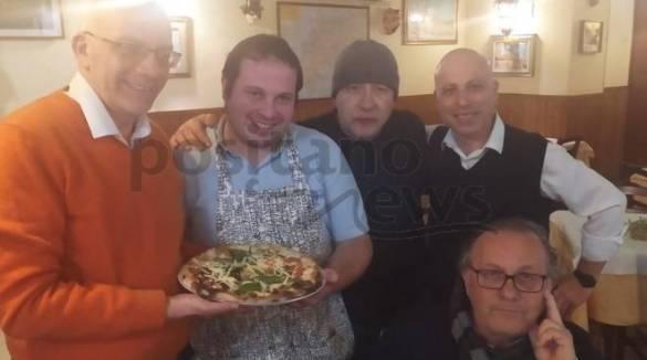 Vico Equense psicologo da strada della RAI Stefano Pieri all'alberghiero con tappa gourmet nella tradizione contadina della Stelluccia