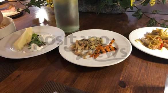 """Vico Equense. Fabiana Scarica si conferma una delle migliori chef in Campania. I suoi piatti da gustare nell'agriturismo """"Villa Chiara"""""""