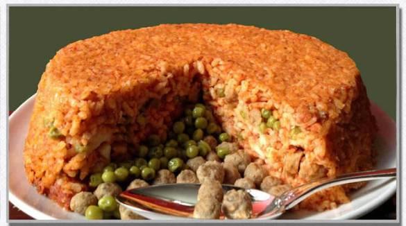 C'est si bon il sartù di riso di don Eduardo!