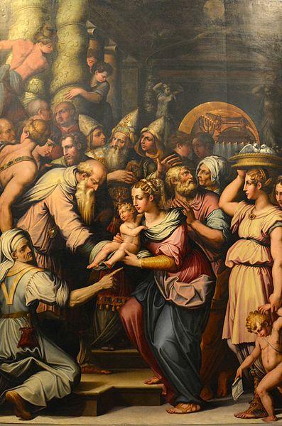 File:Presentazione al tempio, Giorgio Vasari 001.jpg