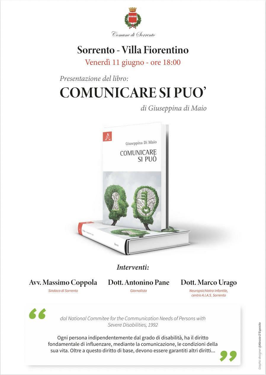 Sorrento. Disabilità e diritto alla comunicazione. Un libro di Giuseppina Di Maio