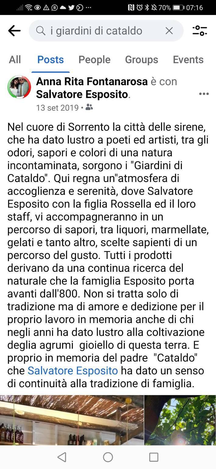 Post Cataldo