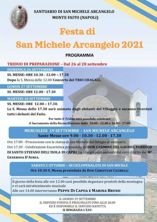 San Michele al Faito
