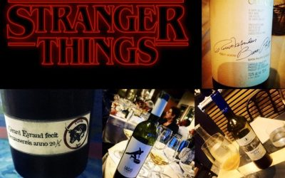 ENP Wine Rating: Stranger Things