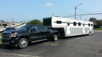 Multiple Camera Install For Fairview Client's Horse Trailer