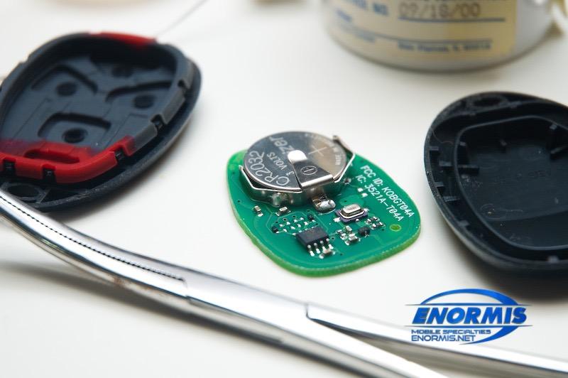 Key Fob Repair & Replacement   Enormis Mobile Specialties   Erie