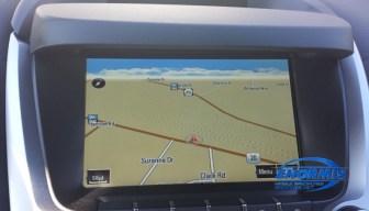 GMC Terrain Denali Navigation