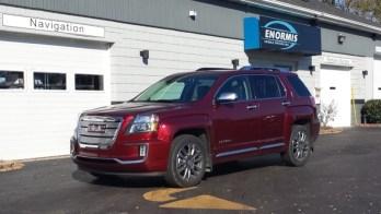 GMC Terrain Denali Client From Warren Adds Navigation To New Vehicle