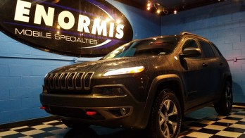 Oil City Car Dealer Adds Heated Seats To Jeep Cherokee Trailhawk
