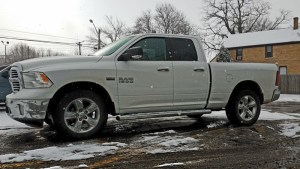 Erie Client Adds Backup Camera to Ram 1500