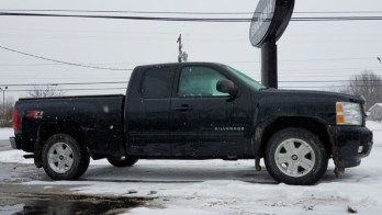 Erie Client Gets Chevy Silverado Z71 Rear Camera