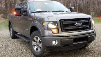 Wattsburg Ford Client Upgrades 2014 F-150 Lighting At Enormis