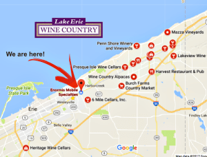 Add Wineries to Your List on Things to Do!