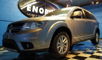 Dodge Journey gets a Remote Starter and Heated Seats and a Rear Camera