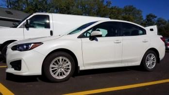 Erie Client Comes to ENORMIS for a Subaru Impreza Remote Start