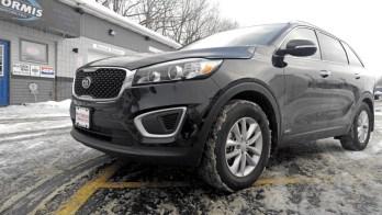Repeat Erie Client Prepares for Travel with Kia Sorento Upgrades