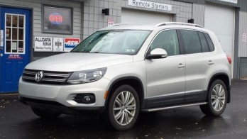 Springboro Client Gets Wife VW Tiguan Remote Starter Gift