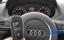 Audi Q3 Remote Starter