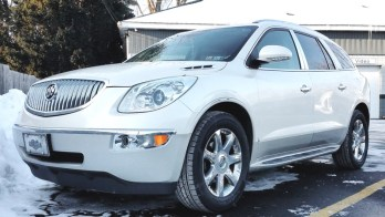 Lake City Client Gets Buick Enclave Heated Seat Repair