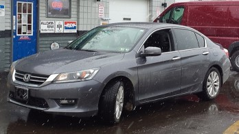 Push-to-start Honda Accord Remote Starter for Millcreek Township Client