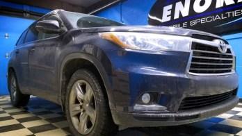 East Erie Client Seeks ENORMIS for Toyota Highlander Lock Repair