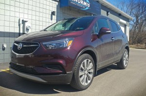 Erie Client Chooses 2018 Buick Encore Remote Starter Upgrade