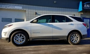 2018 Chevy Equinox CD Player Upgrade for Jefferson Car Dealership