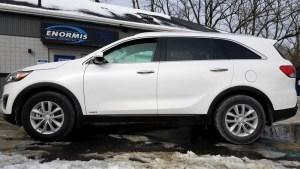 Erie Client Adds 2018 Kia Sorento Remote Car Starter & Heated Seats