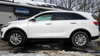 Erie Client Adds 2018 Kia Sorento Remote Car Starter & Heated Seats